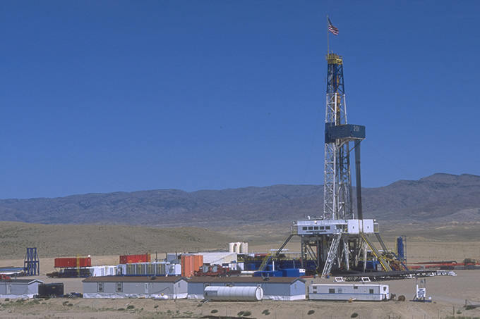 Fracking-Anlage in den USA - Foto: Bureau of Land Management